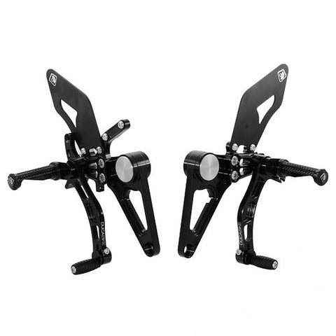 Ducabike Pilot Eco Adjustable Rearset S2R-S4R