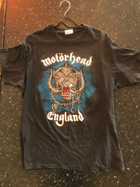 1988 Motörhead Tour Shirt