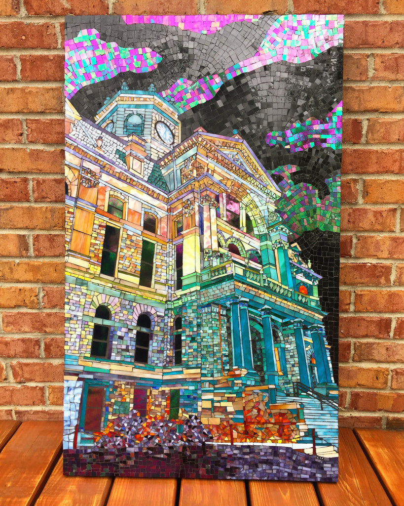 Butler County Courthouse by Lori Kay Farr