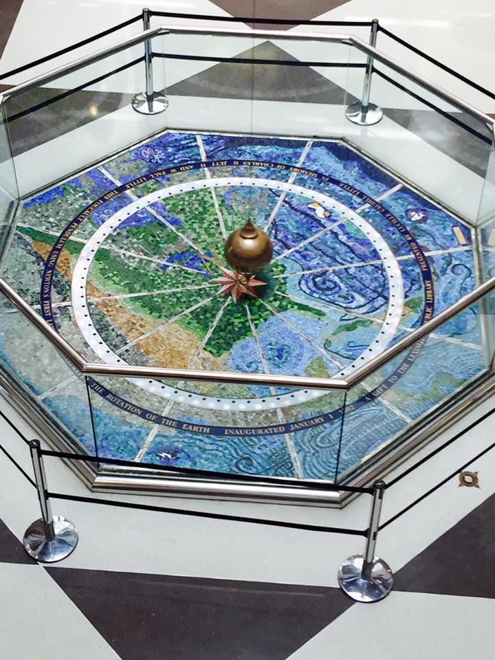 Foucault Pendulum by Terri Pulley