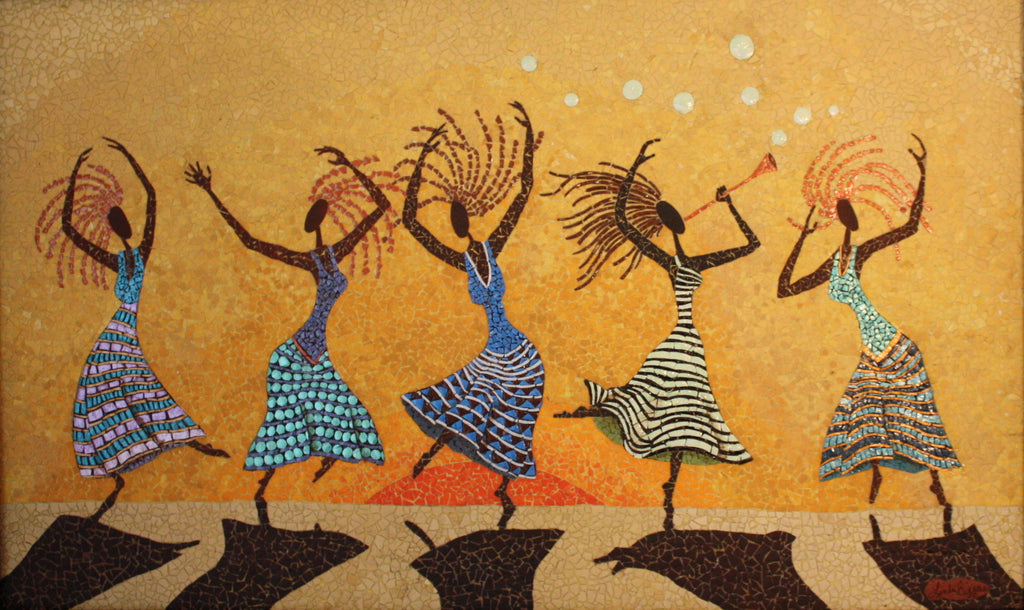 Sun Dancers by Linda Biggers