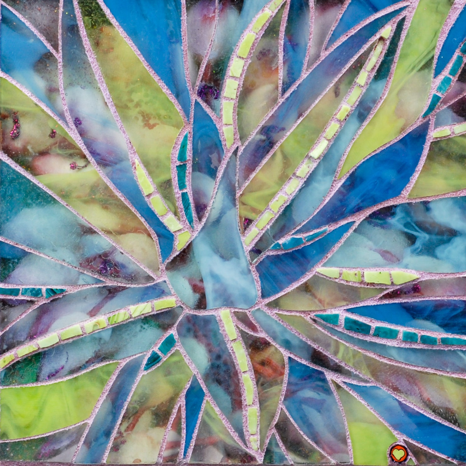 Portea Jungles x Agave by Cherie Bosela