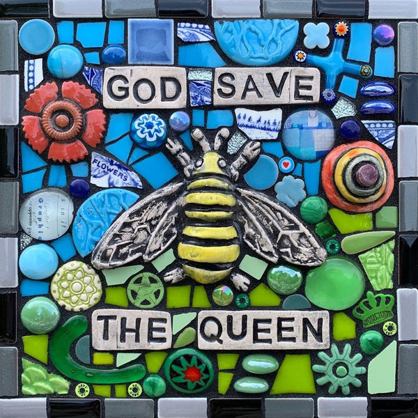 God Saves the Queen  by Shawn DuBois