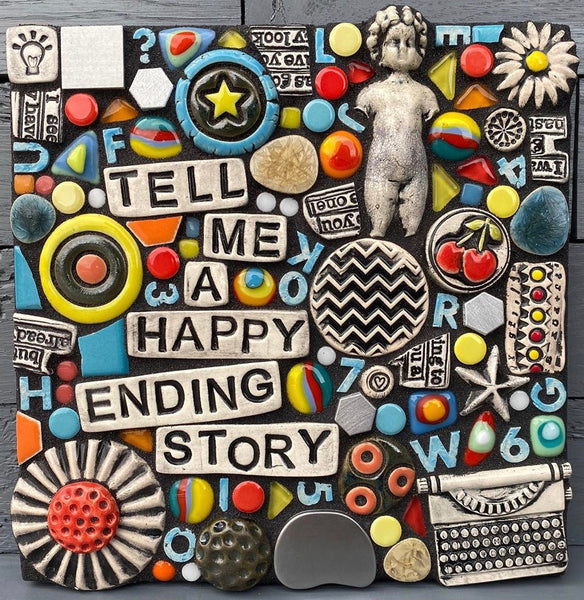 Tell Me a Happy Ending Story by Shawn DuBois