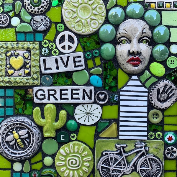 Live Green by Shawn DuBois