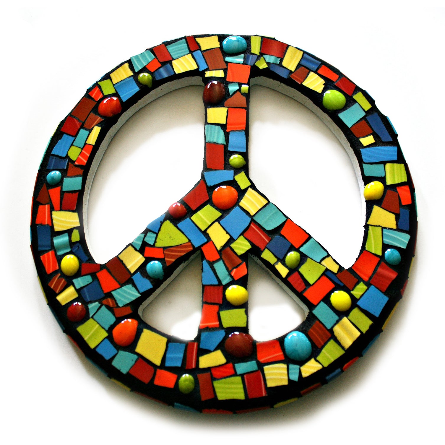 Peace Sign by Cindy White