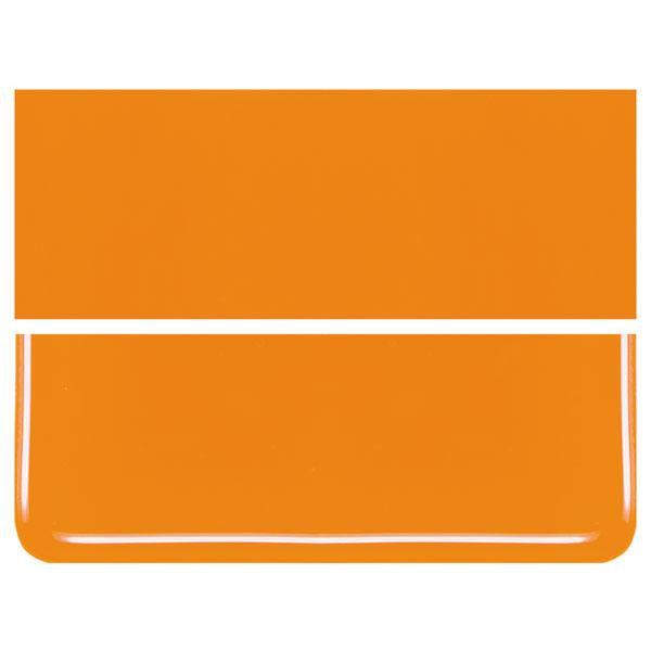 Tangerine Orange Opalescent