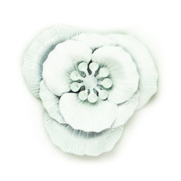 Hummingbird Florals - Style #1 - Wedding White Sm. Flower