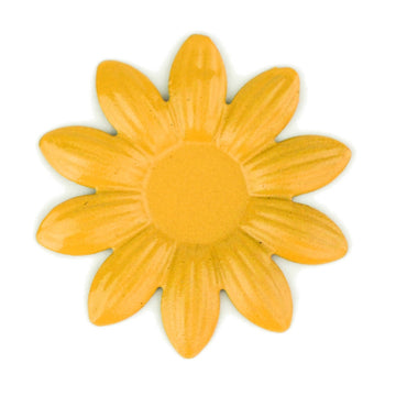 Hummingbird Florals - Style #5 - Sunflower Yellow Sm. Flower