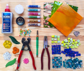 Mosaic Art 101 with Cherie Bosela