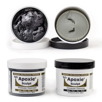 Apoxie Sculpt - Black - 1 lb
