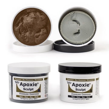 Apoxie Sculpt - Bronze - 1 lb