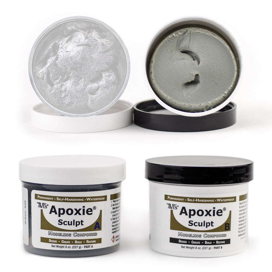 Apoxie Sculpt - White - 1 lb