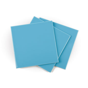 Royal Mosa Tile - Cyan Blue