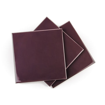 Royal Mosa Tile - Eggplant