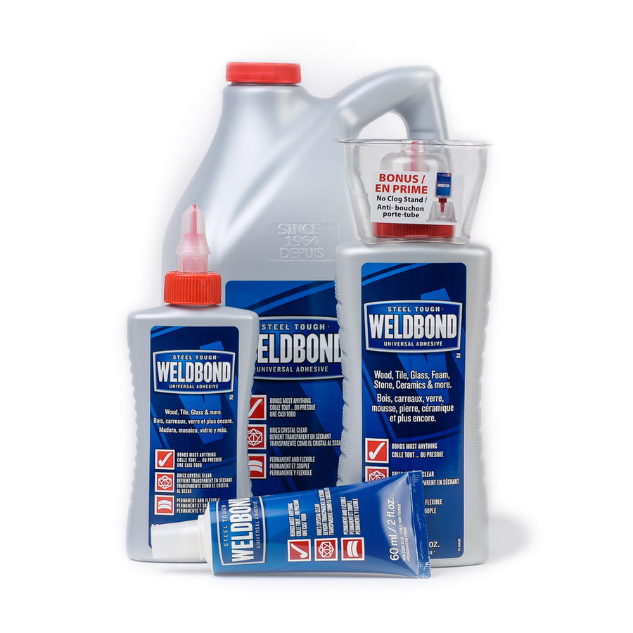 Weldbond Glue - 101 fl.oz. | 3 L