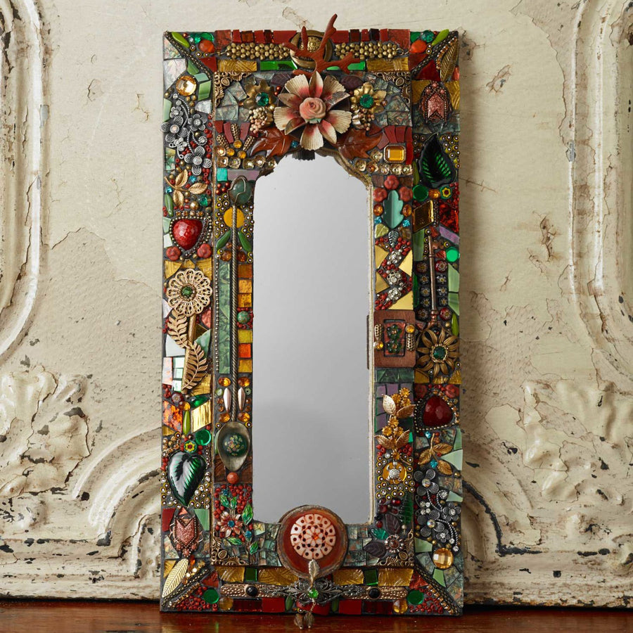 Jeweled Mirrors with Debra Mager