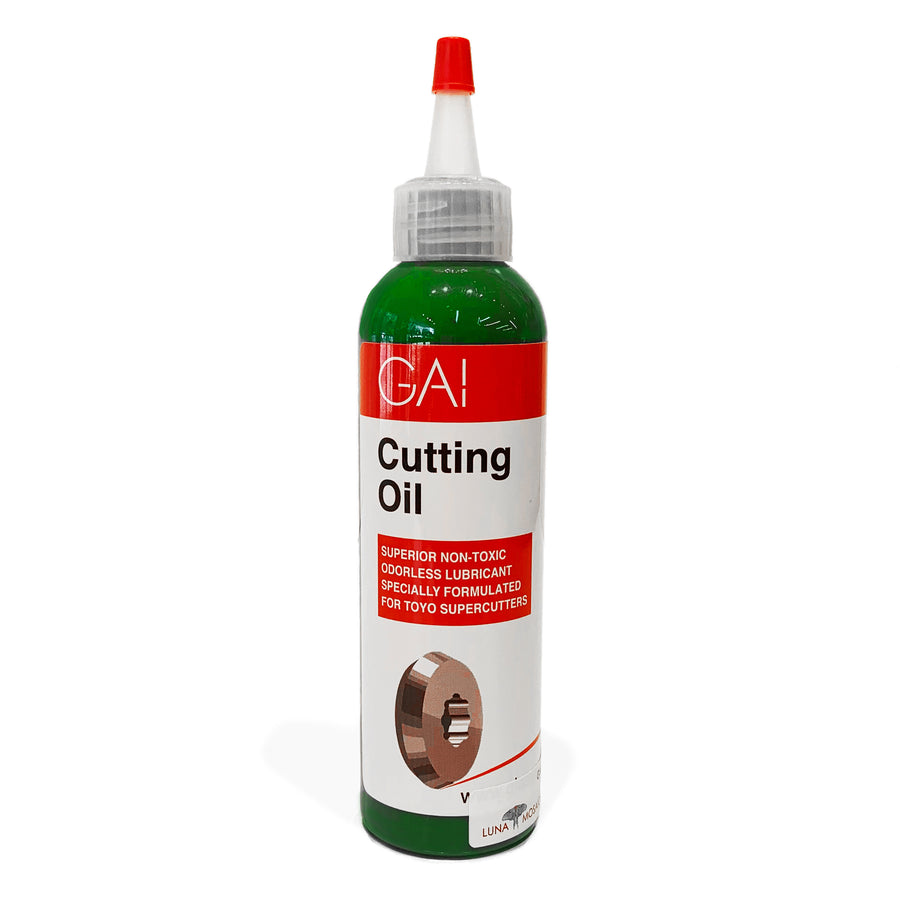 GAI Cutter Oil - 4oz