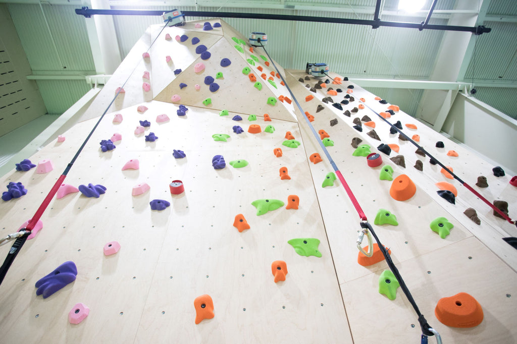 Notable Climbing Wall Projects from the Past Year