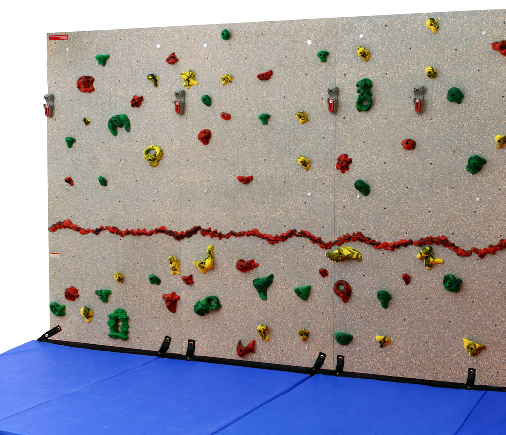 Spero Academy Adds a Traverse Wall®