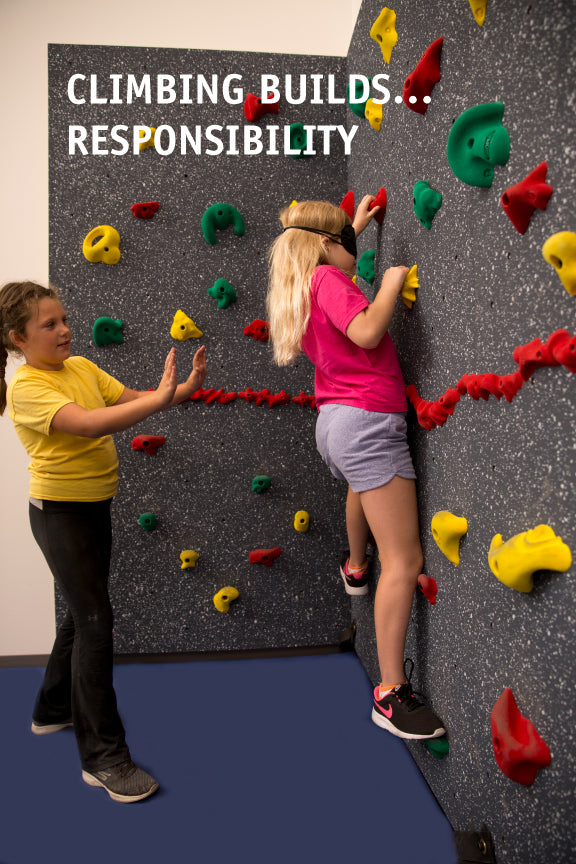 Climbing Builds…Responsibility