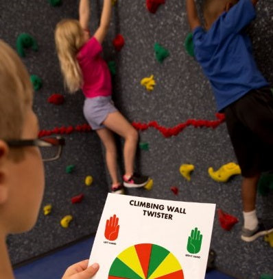 Climbing Activity of the Month: Climbing Wall Twister®