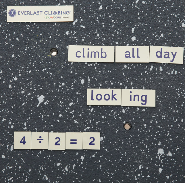 Everlast Climbing Partners with Creator of Dyslexie Font to Expand Literacy Opportunities on Climbing Walls