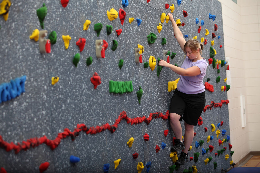 Sharing the Wall: Ways to Use the Climbing Wall Beyond Physical Education -- Part 2