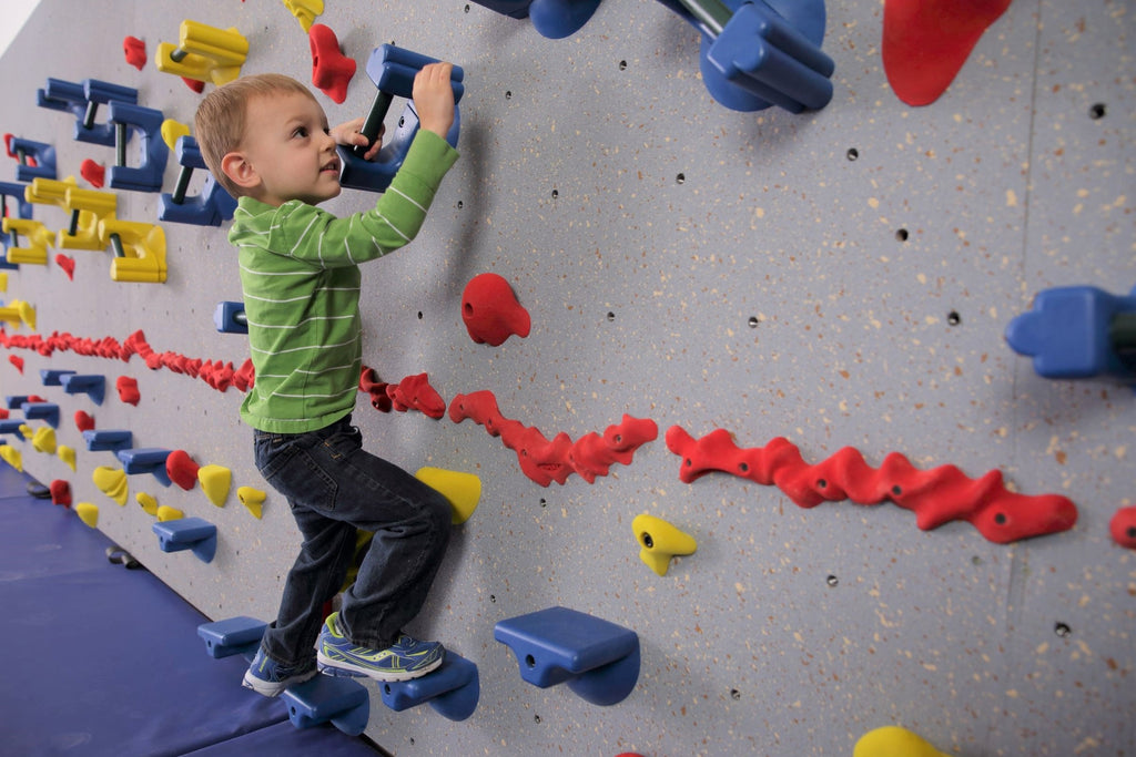 Three Activities to Try with New Rock Climbers