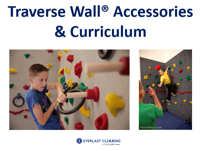 Traverse Wall® Accessories & Curriculum Webinar