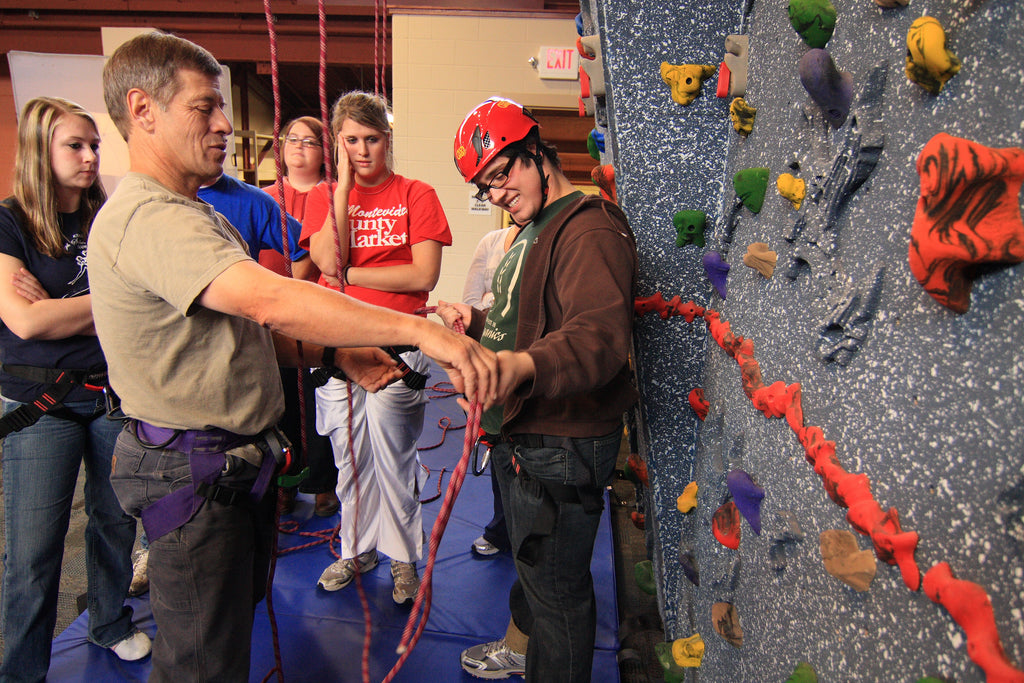 Rock Climbing: The Perfect Exercise?
