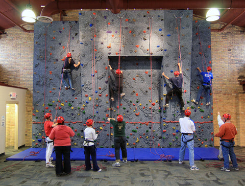 Top Rope Climbing Wall by Everlast Climbing