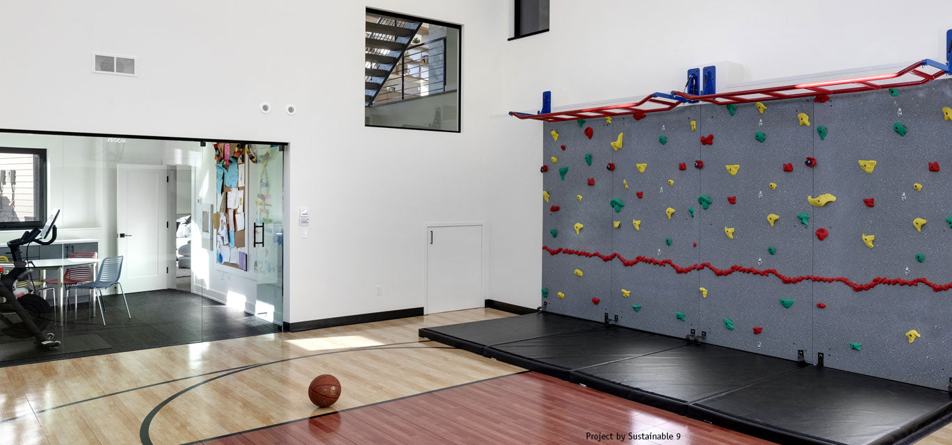 Home Climbing Wall Indoor Home Gym