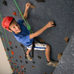 Top Rope Climbing Wall