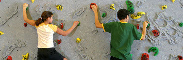 Mirror, Mirror - Climbing Wall Activity