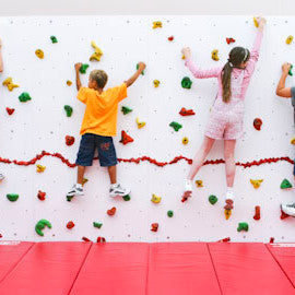 Discovery Dry-Erase Climbing Wall