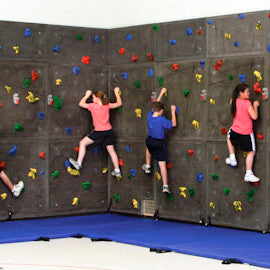 Superior Rock Climbing Wall