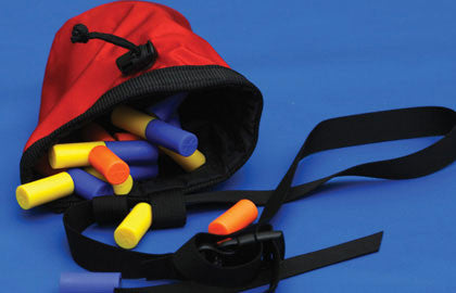 Activity Pouch for Climbing Which Also Works as a Chalk Bag