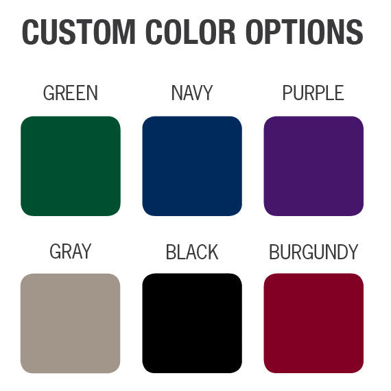 Climbing Wall Mats in Green, Navy, Purple, Gray, Black and Burgundy