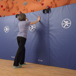 Fire Retardant Cordless Mat Locking System – Climbing Mats