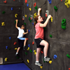 Superior Rock Climbing Traverse Wall