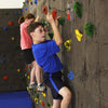 Superior Rock Climbing Traverse Wall Two Climbers