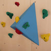Climbing Wall Volume in Blue