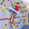 Traverse Wall Challenge Course for Climbing Walls