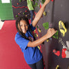 Discovery Black Board Climbing Wall
