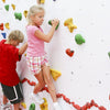 Discovery Dry-Erase Climbing Wall Two Climbers