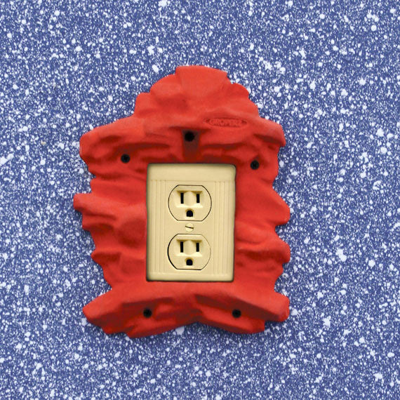 Climbing Wall Outlet Frame Hold