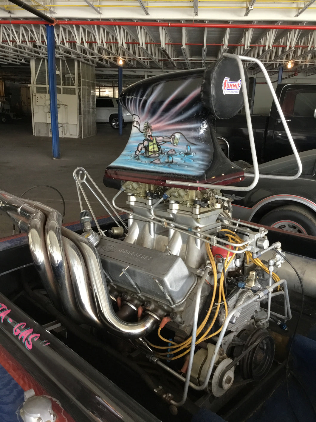 1986 Kachina Jet Boat Sq Ft Consignment Engine Wiring