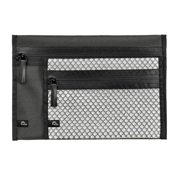 2PC Pouch Set - Black