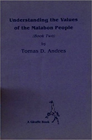 Understanding the Values of the Malabon People, Book 2